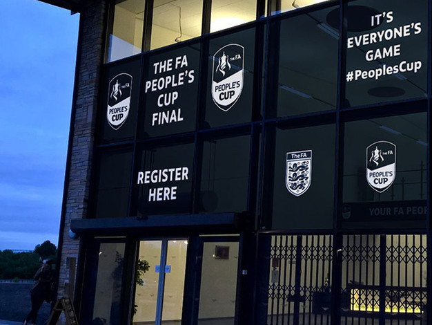 FA PEOPLES CUP
