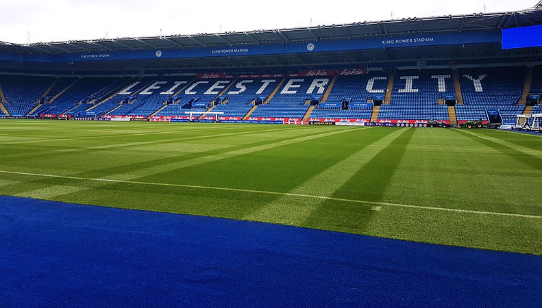 Leicester City F.C. IPTV screens