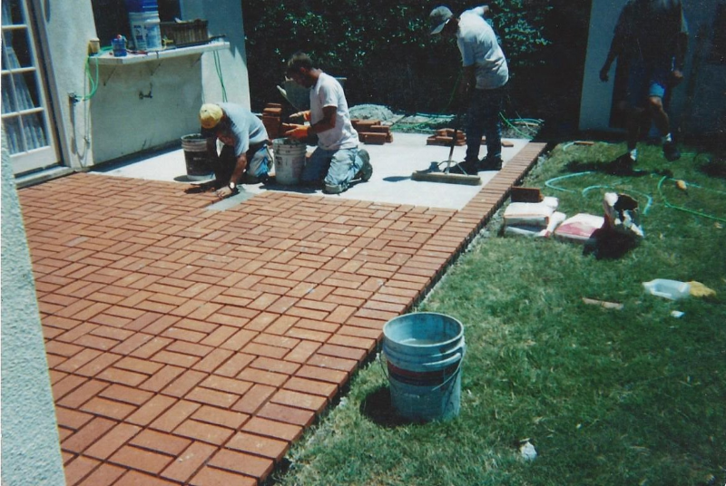Patio Renovation