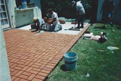 Patio Renovation