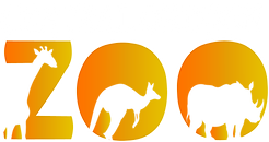 An Image text based logo design, central oregon zoo