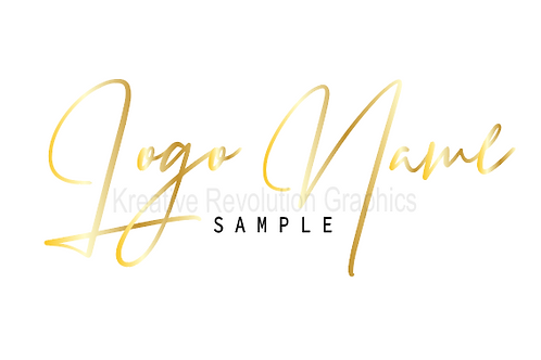 Luxury Logo Sample