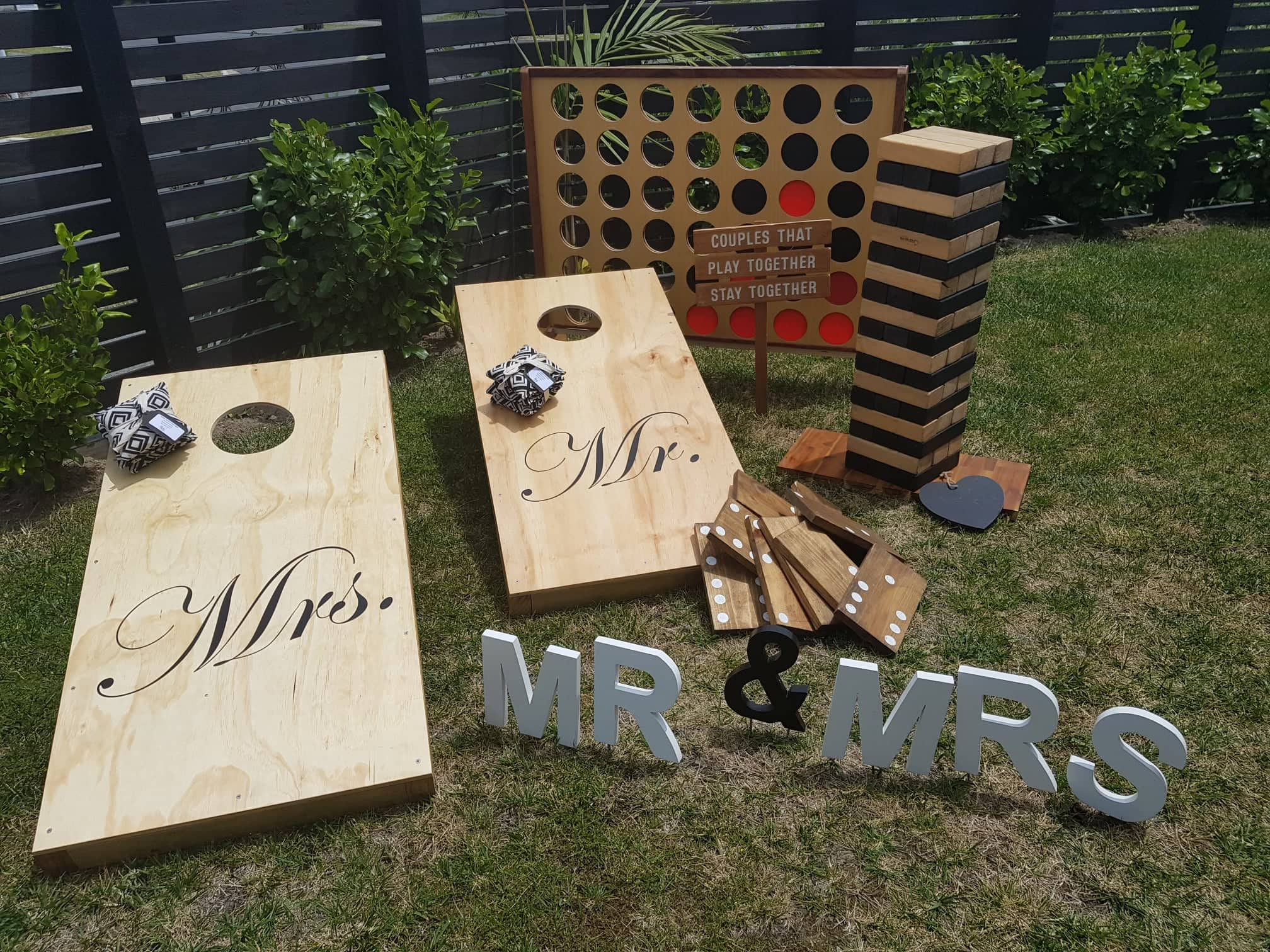 Mr & Mrs Package