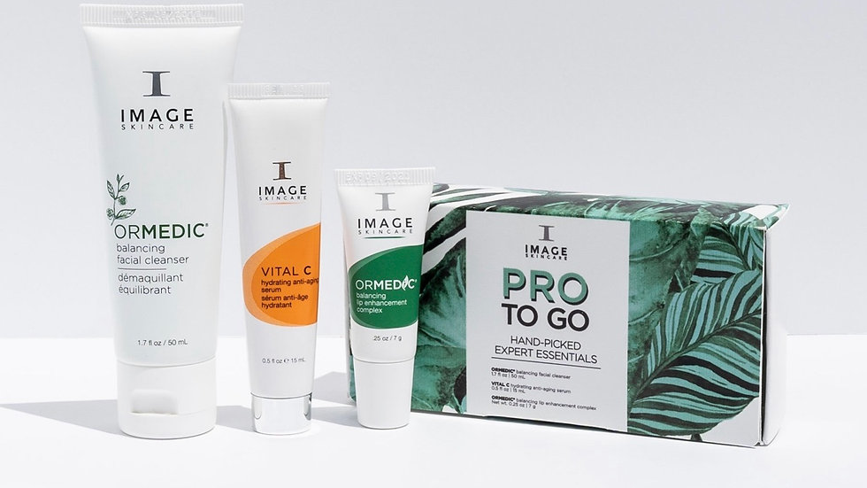 Pro To-Go Essentials at Home Kit