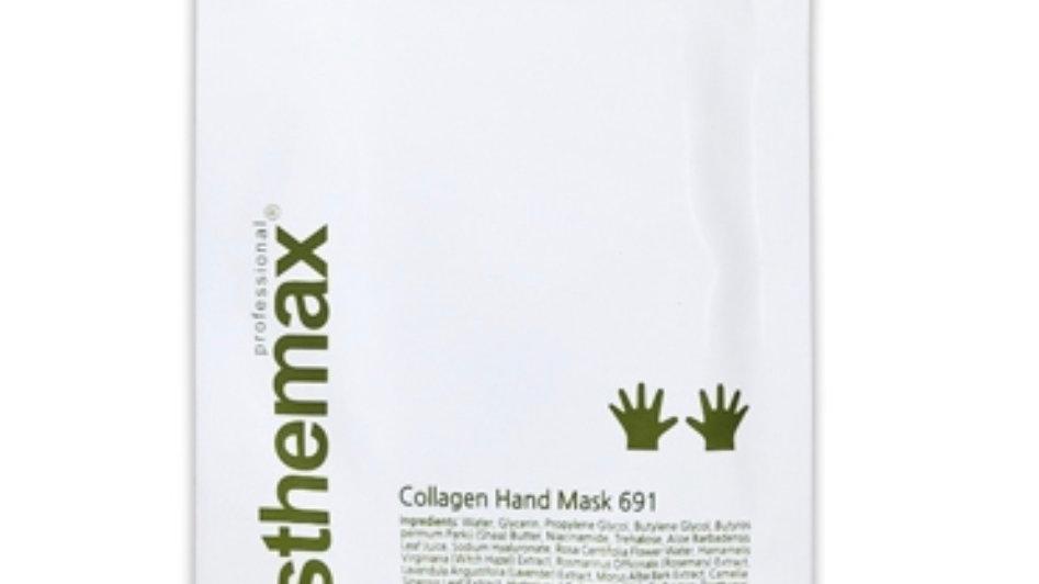 Collagen Hand Mask + Scrub