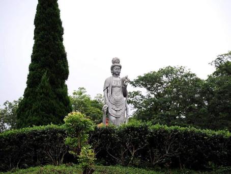 「仗劍入心殿的膽識」---華嚴蘭若(新竹橫山華嚴寺) 住持上聖下境法師開示