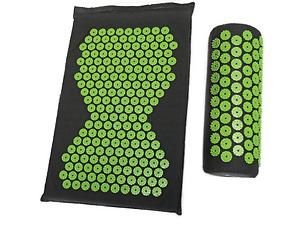 Acupressure shakti mat and pillow set.PN