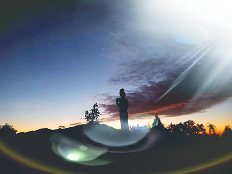 在世得道--台灣新竹縣横山華嚴寺住持聖境法師心靈早課