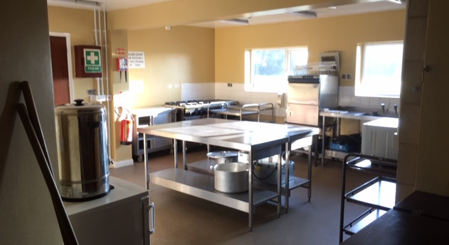 EXTENSIVE CATERING FACILITIES!