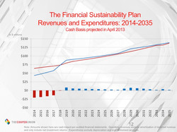 The Financial Sustainability Plan