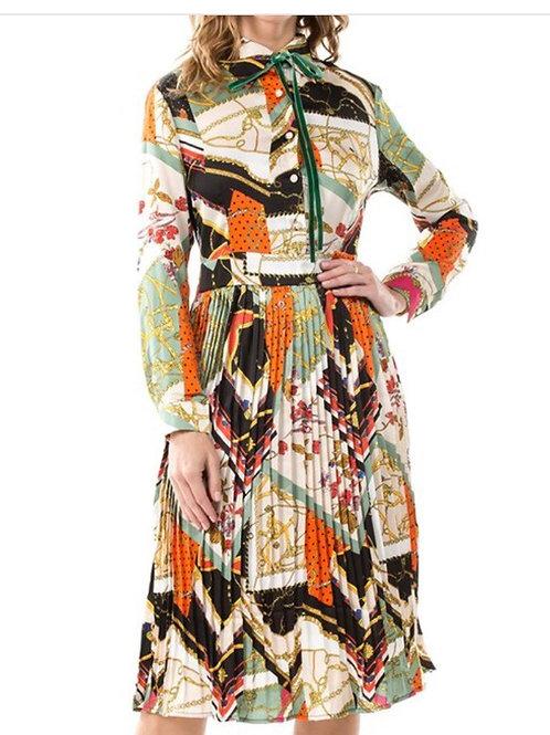 Miss Prissy Midi Dress