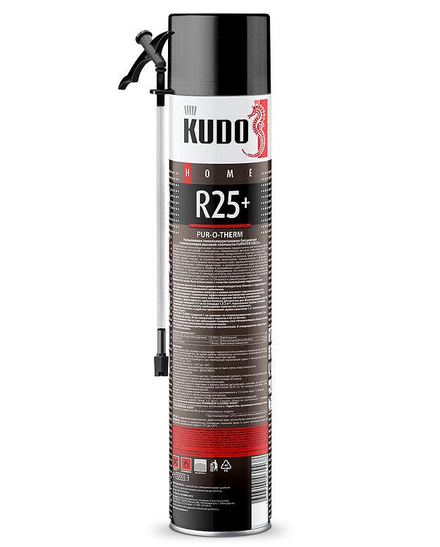 пенополиуретановая бесшовная теплоизоляция высокой плотности KUPHTER10R25+