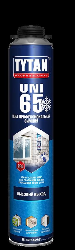 Tytan Professional 65 UNI пена профессиональная 750 мЛ 30217