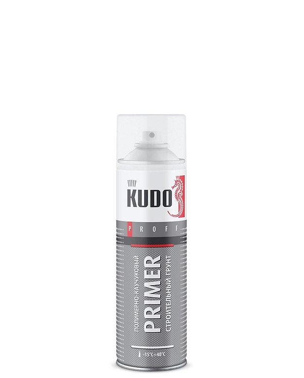 Полимерно-каучуковый строительный грунт KUDO