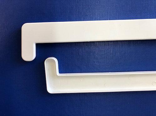 Торцевая заглушка на подоконник - Витраж: бел. 600 мм.