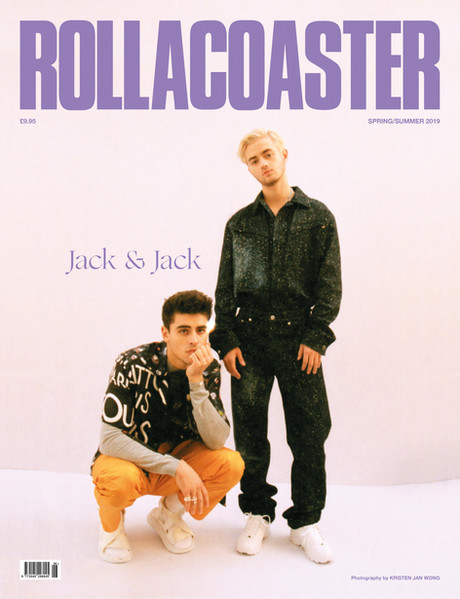 ROLLACOASTER SS19 Cover x Jack & Jack
