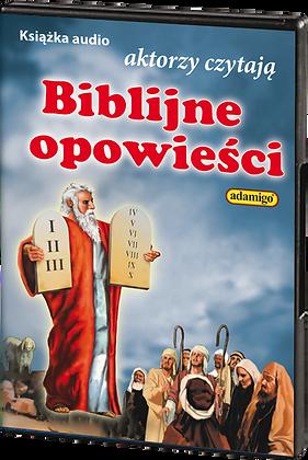 Książka audio Biblijne opowieści