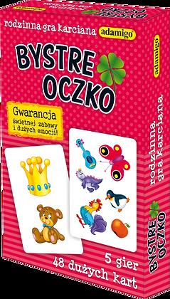 Karty Bystre Oczko