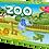 Thumbnail: Zoo układanka magnetyczna