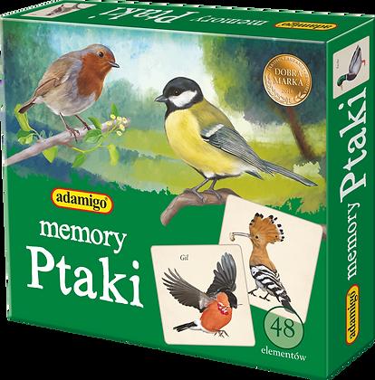 Ptaki - Adamigo Memory