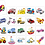 Thumbnail: Pojazdy - Adamigo Memory