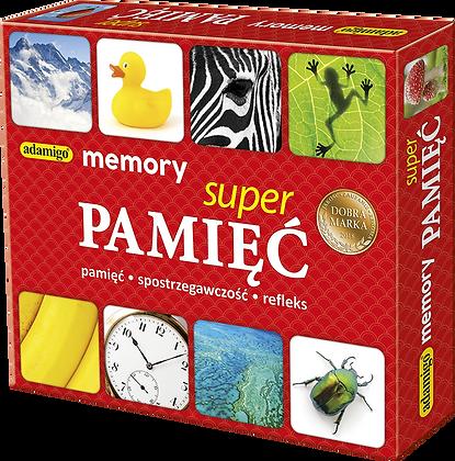 Super Pamięć - Adamigo Memory