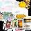 Thumbnail: Poczta - zestaw edukacyjny