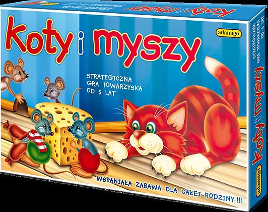 Koty i myszy
