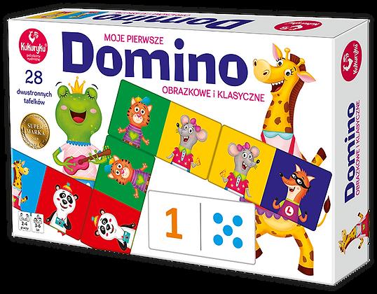 Moje pierwsze domino