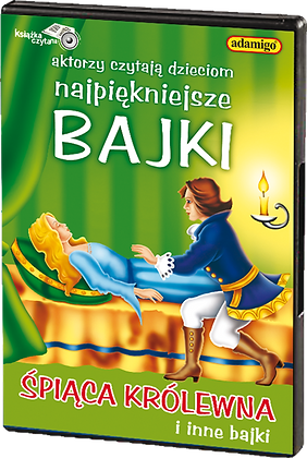 Książka audio Śpiąca Królewna