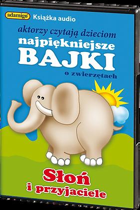 Książka audio Słoń i przyjaciele