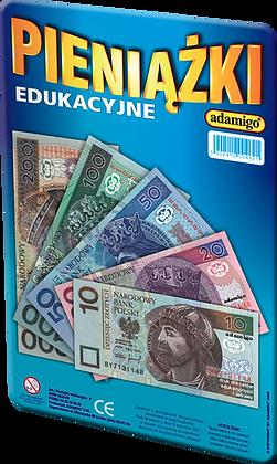 Pieniążki edukacyjne banknoty