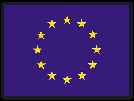 Chorągiewka EU