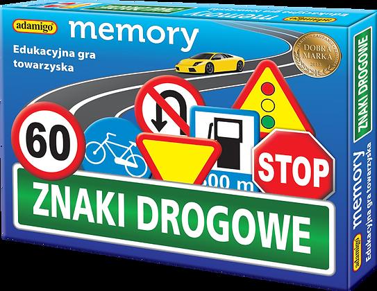 Znaki drogowe - Adamigo Memory