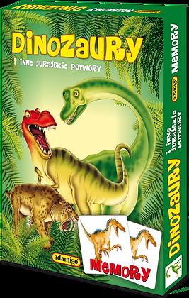 Dinozaury - Adamigo Memory