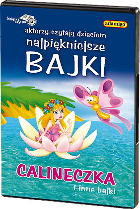 Książka audio Calineczka