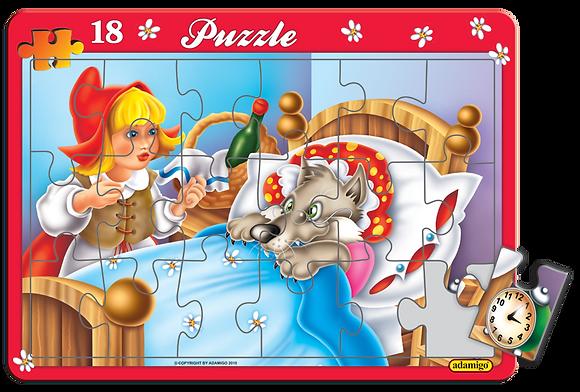 Puzzle Maxi 18 - elementowe