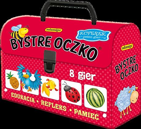 Kuferek - Bystre Oczko