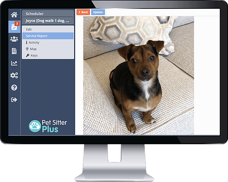 Pet Sitter software from Pet Sitter Plus