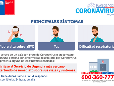 Coronavirus: Todo lo que necesitas saber!