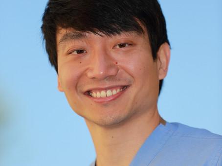 Welcome Dr. Dana Pan
