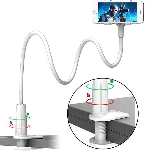 Soporte (stand) flexible para teléfonos móviles