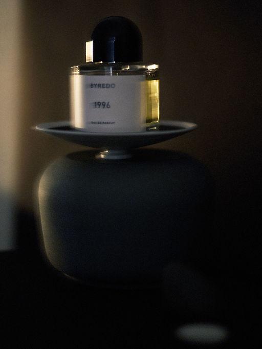 Amelie Ambroise - Parfum story Byredo