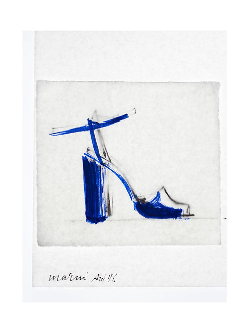 Amelie Ambroise Illustration - Marni