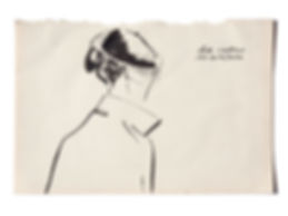 Amelie Ambroise Illustration Dior Couture