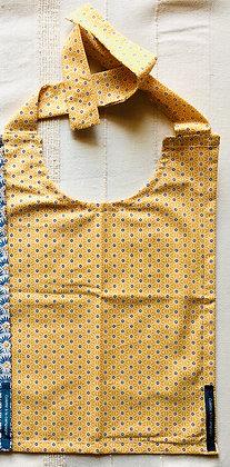 Bavoir Raphaelle jaune
