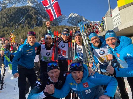Biathlon Masculin : une nouvelle saison riche en rebondissements