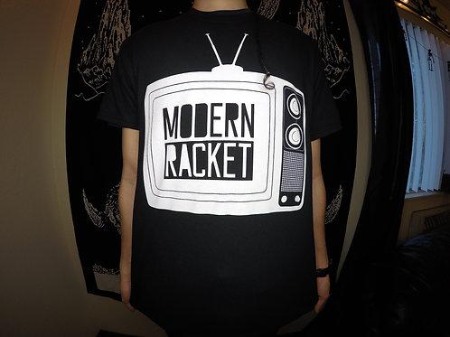 Modern Racket TV T-shirt