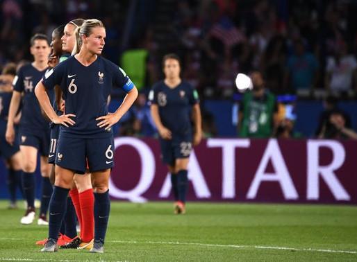 Une crise interne en Équipe de France féminine
