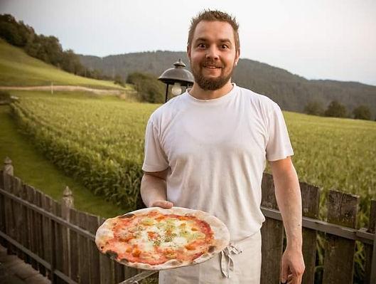 Fabian Pizzameister und Koch von Veranum
